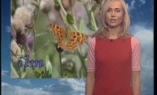 ВИДЕО: Из ведущей прогноза погоды — в кандидаты в министры от Isamaa