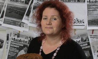 Heli Raamets: maaeluminister on liiga hea