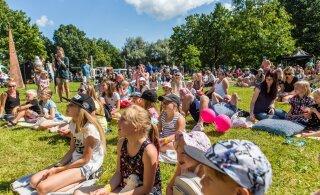 FOTOD | Pärnus toimus neljas rõõmsate laste festival