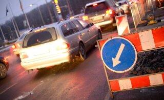 В Маарду в этом сезоне отремонтируют порядка 29 000 м2 автомобильных дорог