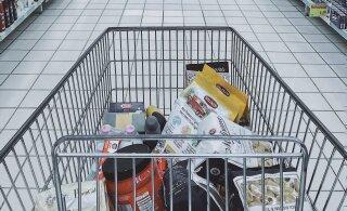 Названы 4 предмета в супермаркете, собирающие на себе больше всего микробов