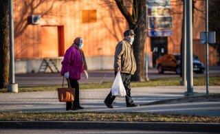 Uuring: üha enam Eesti inimesi soovib piirangute karmistamist ja vaktsineerida end koroona vastu