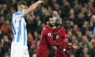 Liverpooli jalgpallur lükkas tagasi 150 miljoni suuruse pakkumise