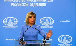 """Захарова обвинила Керсти Кальюлайд в """"двойственной позиции"""" относительно России"""
