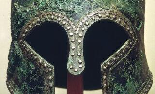 Kreekas avastati hauaröövlitele kahe silma vahele jäänud aristokraatide hauad
