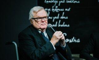 Эдгар Сависаар объяснил, почему президент Керсти Кальюлайд критикует EKRE