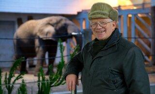 Tallinna loomaaia endine juht Mati Kaal sai Maailma Loomaaedade ja Akvaariumide Assotsiatsiooni auliikmeks
