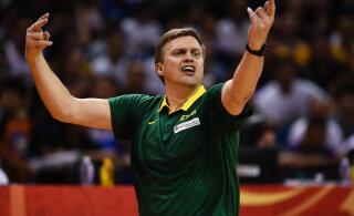 FIBA avaldus: kohtunikud eksisid Leedu vastu ning tänavusel MM-il rohkem vilistama ei pääse