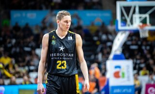 Korvpalli Meistrite liiga Final Fouriks on üles antud kolm Eesti mängijat