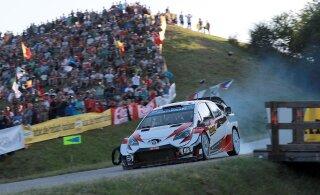 Toyota saadab Rally Estonial starti ka neljanda mehe