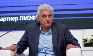 Олег Тиньков покидает пост главы банка из-за рака