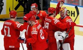 Читатели Rus.Delfi: Поражение в полуфинале - объективный уровень сборной России