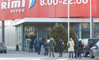 Tondi Rimi supermarket lõpetab tegevuse