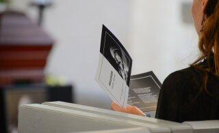 FOTOD | Leinajad jätsid kirjaniku Nikolai Baturiniga hüvasti