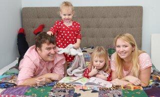 Eesti emade nipid, kuidas lapsed muretult lõunaunele ja õhtul tuttu saada