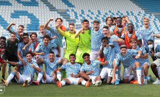 Eesti jalgpallilootus aitas alistada Milano Interi noortmeeskonna