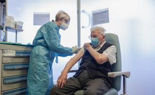 Из 819 работников нарвских школ о желании вакцинироваться заявили меньше 200. Директор гимназии объясняет почему