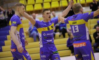 FOTOD | Rakvere tuli kaks korda kaotusseisust välja ja viigistas Tartu vastu seisu