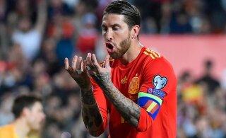 Norra jalgpallikoondis kimbutas Hispaaniat, Soome kaotas Itaaliale