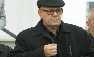 Внезапно скончался предполагаемый лидер преступного мира Эстонии Олег Львов