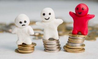 Karm tõde pensioni II sambast: pank tegi nelja aasta jooksul minu 1217 eurost 372