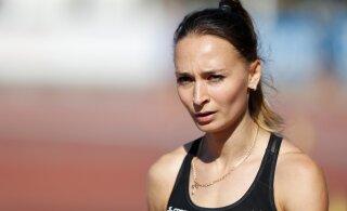 ФОТО: Ксения Балта - самая быстрая женщина Эстонии