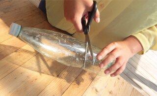 FOTOD | Põnev! Loodussõbralikuma suuna võtnud IKEA valikust leiab nüüd ka plastpudelitest tehtud köögi