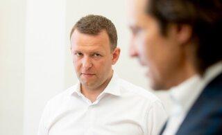 Эстонию сейчас могло бы спасти правительство меньшинства