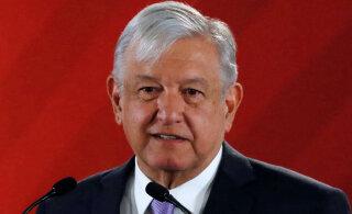 Mehhiko president nõudis Hispaanialt ja Vatikanilt vabandust vallutuse eest