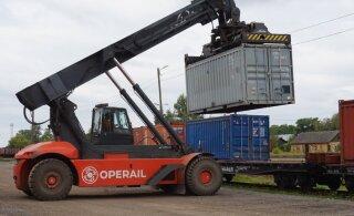 Riigi raudteefirma napsas viljaveo kaubaautodelt endale