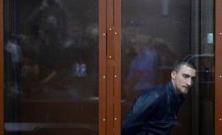 Генпрокуратура попросила выпустить актера Устинова из СИЗО