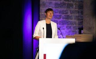 Эстония выдвинула кандидатуру Кальюлайд на пост генсека ОЭСР