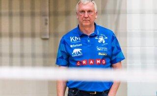 Pärnu sai TalTechi võrkpallurite üle kinda võidu
