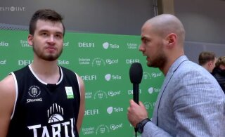 DELFI VIDEO | Kregor Hermet: kohe, kui Tanel Sokk trenni tuli, hakkas teistsugune hingamine