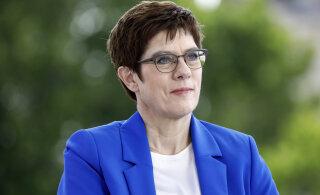 """Министр обороны Германии ответила критикам """"Северного потока - 2"""" по пунктам"""