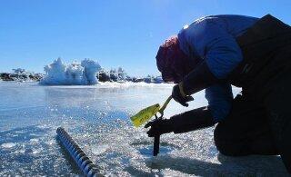 Antarktika jäävärinate uurimine selgitas, miks murdub külmade ilmadega liustike küljest rohkem jäämägesid