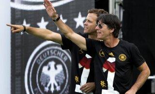 Selgus Saksamaa jalgpallikoondis EM-valikmänguks Eestiga, koosseisus viis Müncheni Bayerni mängijat