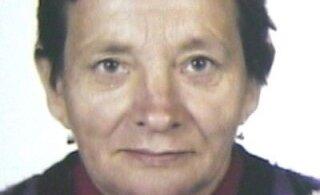 ФОТО | Полиция просит помощи в поисках ушедшей из дома по уходу пожилой Антонины