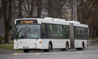 Исследование: что жители Таллинна думают о городском общественном транспорте