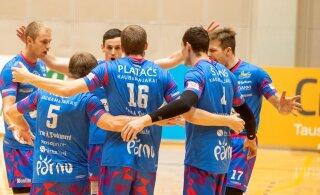 Pärnu loobus eurosarjas veerandfinaalis mängimast