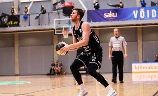 Tartu Ülikooli korvpallitiimi liider lahkub võistkonnast ja siirdub Saksamaa kõrgliigasse