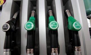 Где в ЕС самое дорогое и самое дешевое топливо. И на каком месте находится Эстония