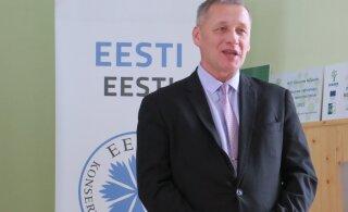 Вместо Мадисона в Рийгикогу может попасть член EKRE, выступавший с острой критикой в адрес Керсти Кальюлайд
