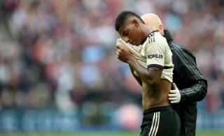 Manchester United sai üllatuskaotuse ja kaotas järjekordse põhimehe