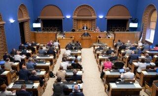 Делегация Эстонии осуждает военную акцию Турции в Сирии