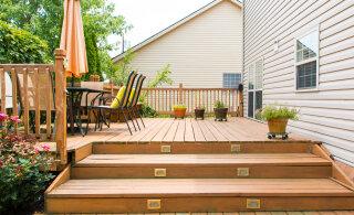 NÕUANDEID | Mida silmas pidada, kui plaanid aeda terrassi ehitada?