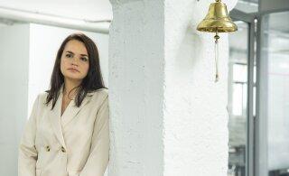 Светлана Тихановская уехала в Литву