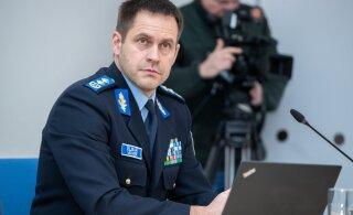 Глава полиции: в Эстонии действуют не менее 15 классических преступных группировок