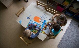 Arno paneb Tartu lapsed aedadesse, mis pooltele vanematele ei sobi