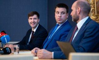 ERISAADE | Jüri Ratas - võimu nimel väärtuste ohverdaja või Eesti poliitika ainulaadne talent?